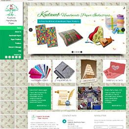Kadambh Handmade Papers