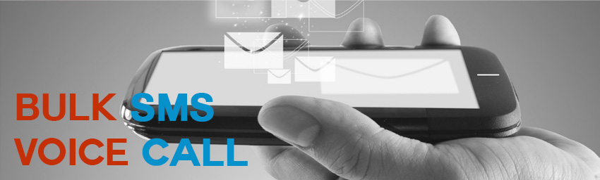 Bulk SMS-Voice Call